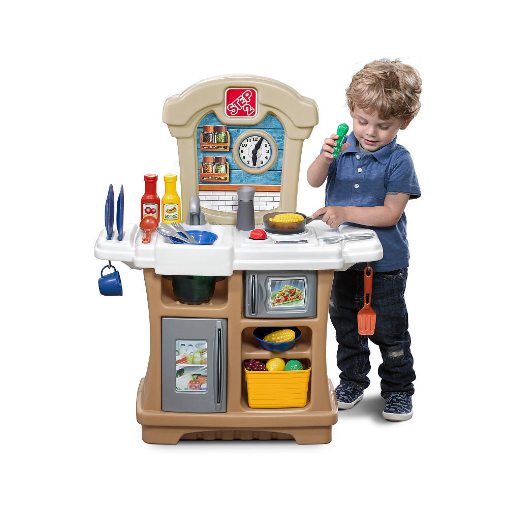 Buy LITTLE COOKS KITCHEN™ – TAN - toys for kids & toddlers ...
