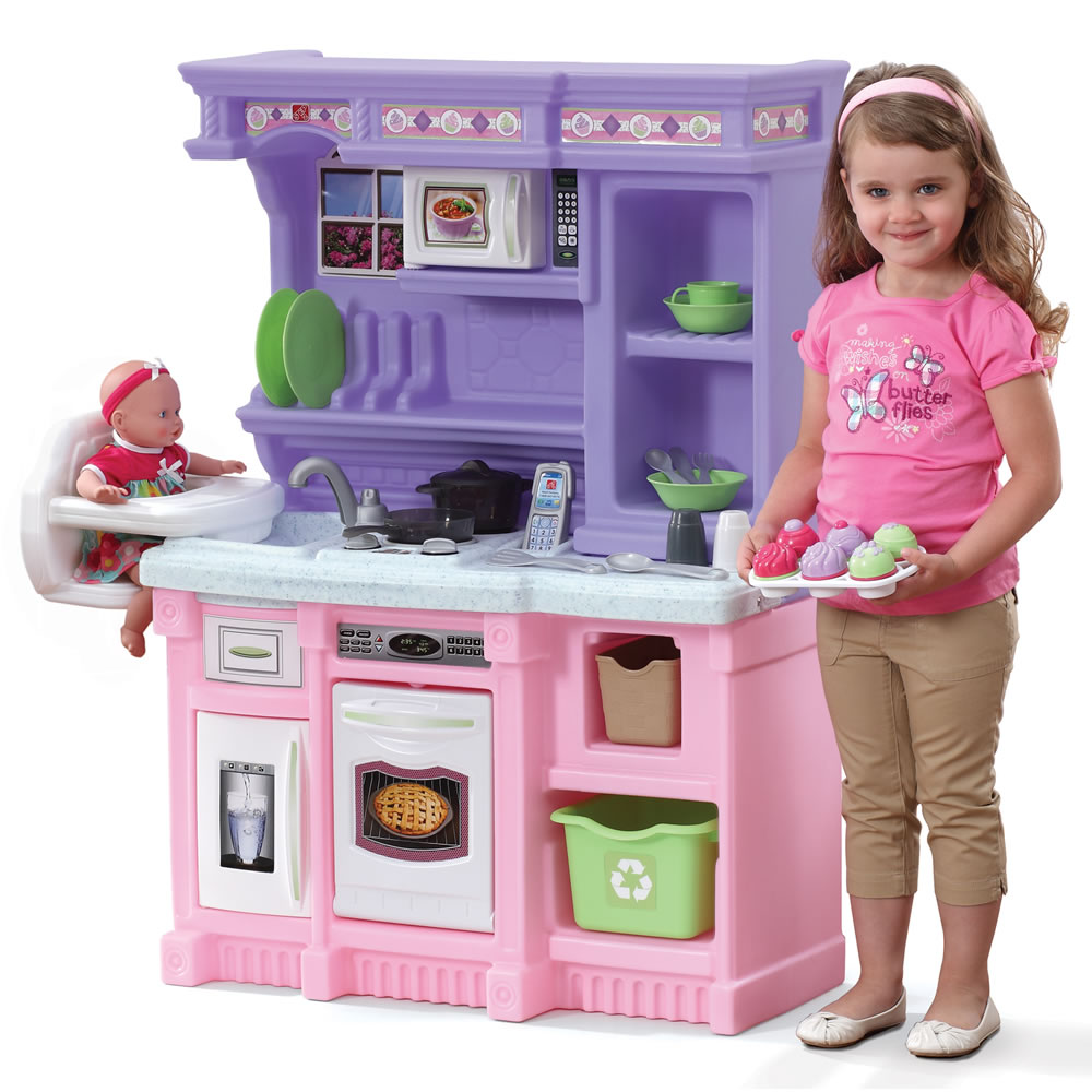 Little Baker S Kitchen For Kids