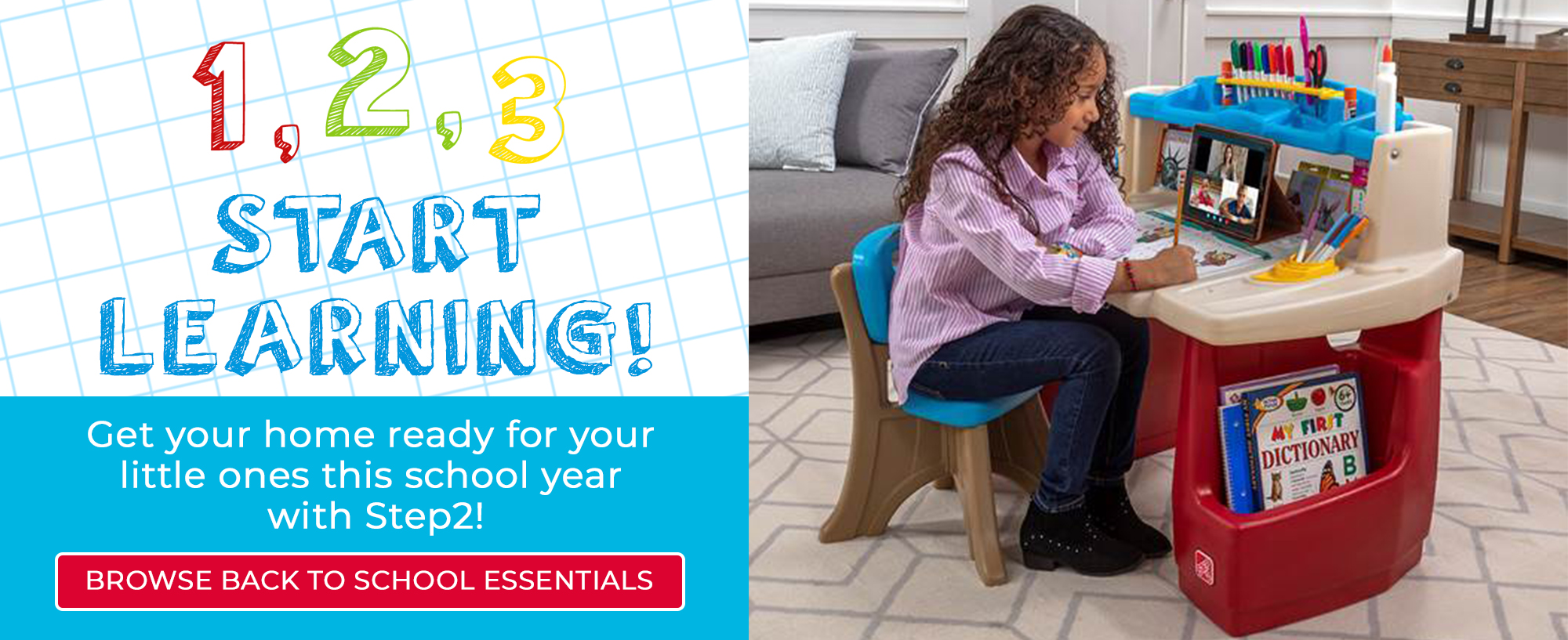 Back to School with Step2
